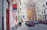 Budova jazykové školy, Perlová 9, Plzeň