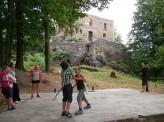 Příměstský tábor 2012 - na hradě